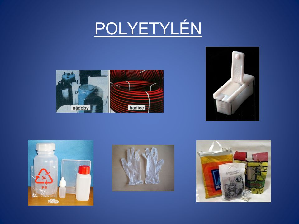 Polyetylén