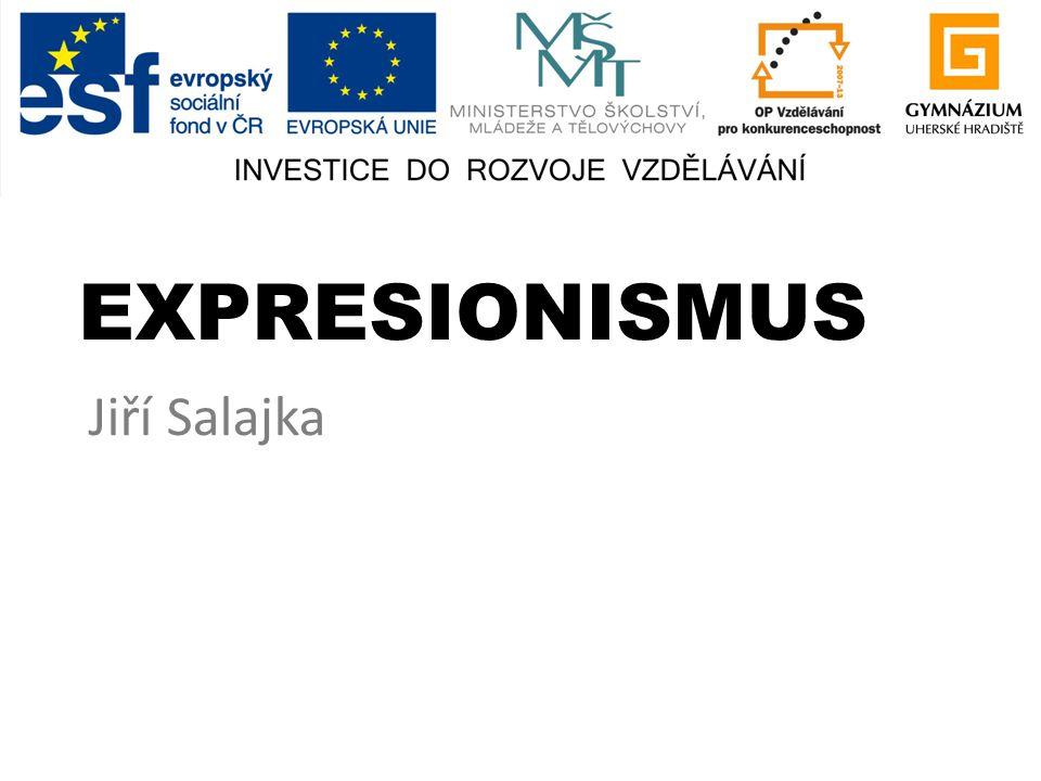 EXPRESIONISMUS Jiří Salajka