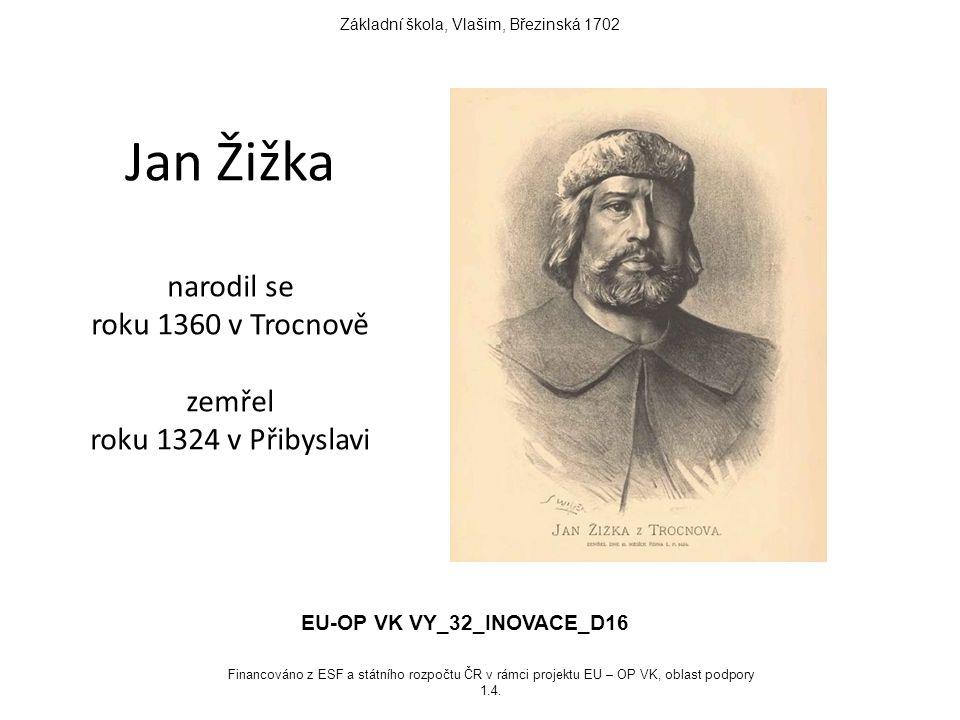 Základní škola, Vlašim, Březinská 1702