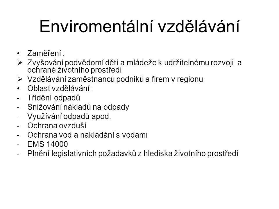 Enviromentální vzdělávání