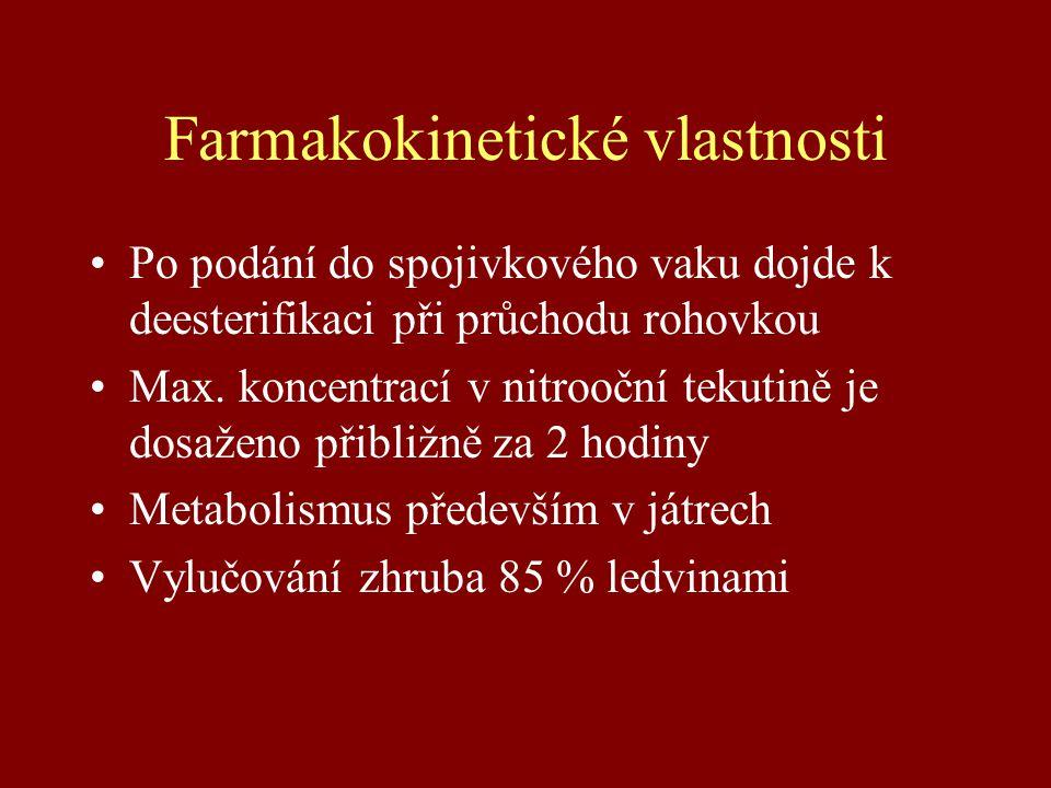 Farmakokinetické vlastnosti