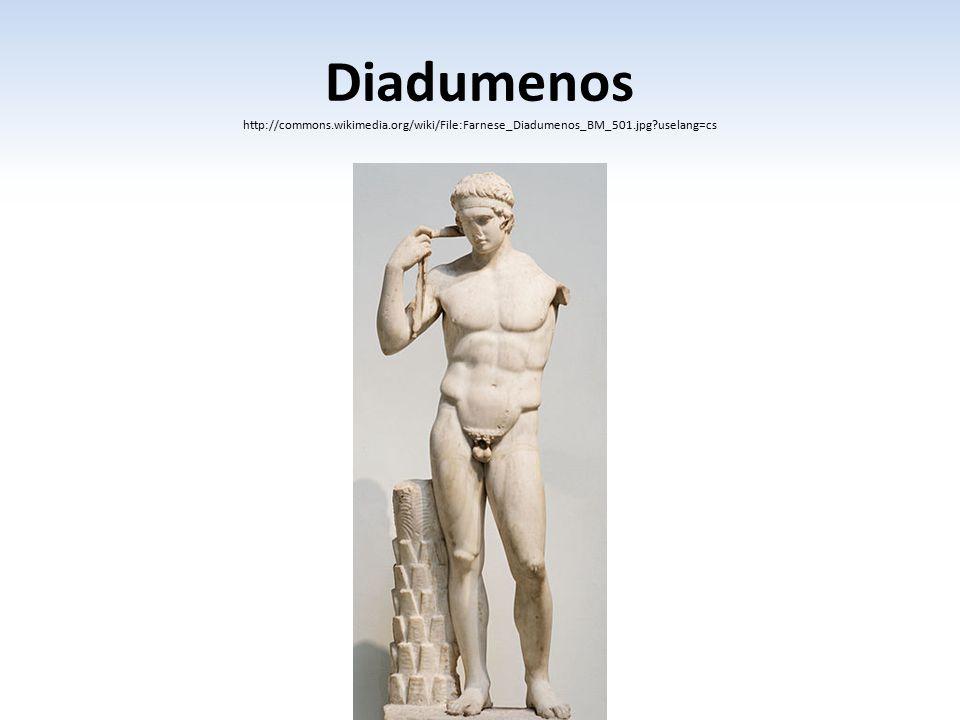 Diadumenos http://commons. wikimedia