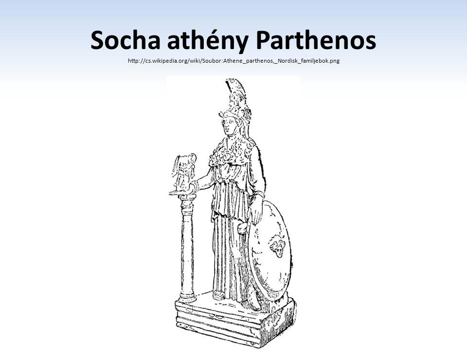 Socha athény Parthenos http://cs. wikipedia