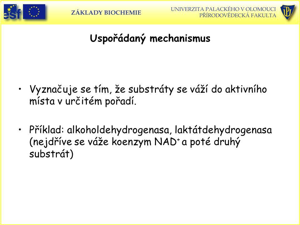 Uspořádaný mechanismus