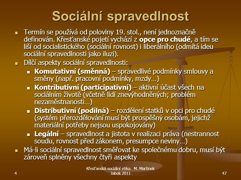 Sociální spravedlnost