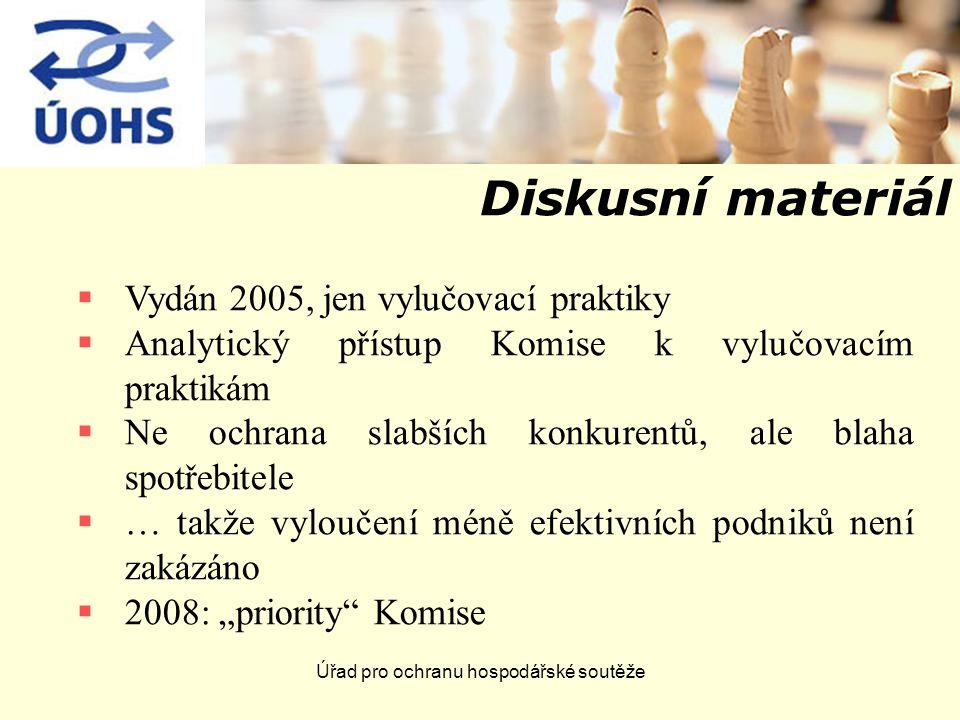Úřad pro ochranu hospodářské soutěže