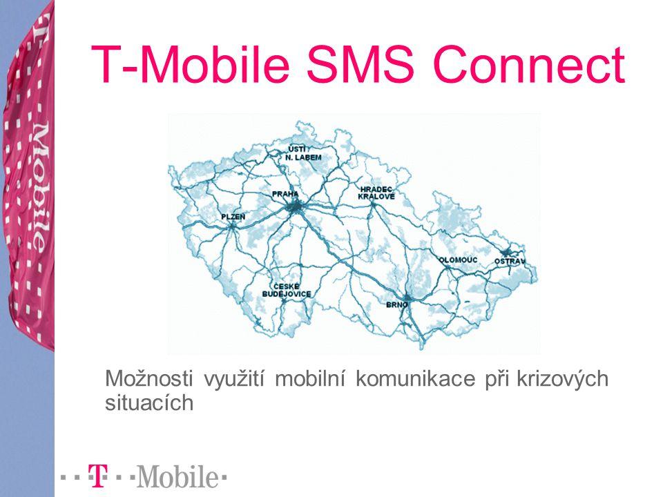 Možnosti využití mobilní komunikace při krizových situacích