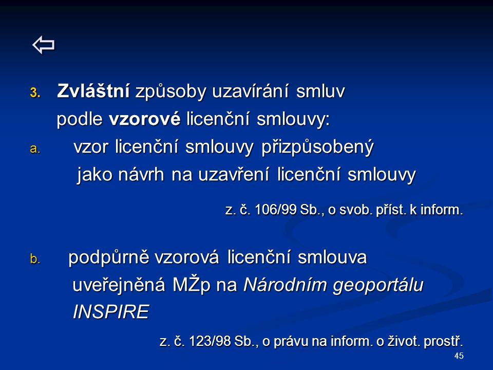  z. č. 106/99 Sb., o svob. příst. k inform.