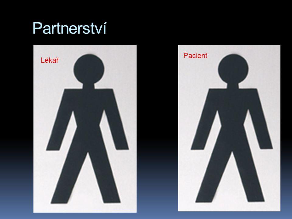 Partnerství Pacient Lékař