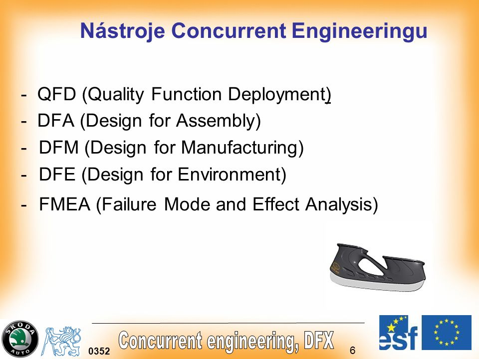 Nástroje Concurrent Engineeringu