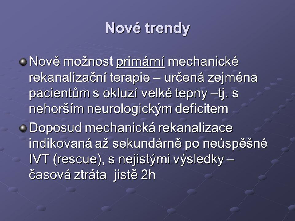 Nové trendy