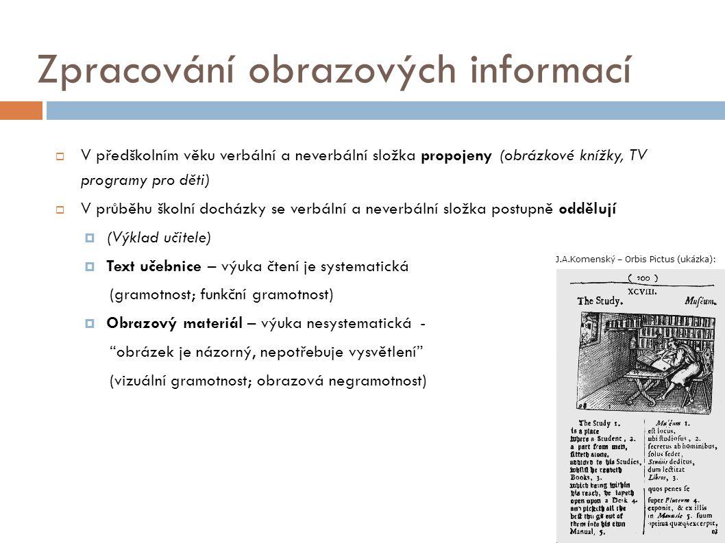 Zpracování obrazových informací