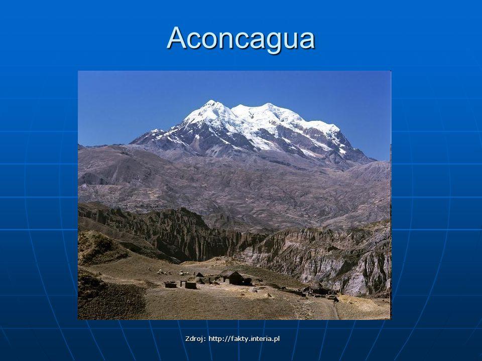 Aconcagua Zdroj: http://fakty.interia.pl