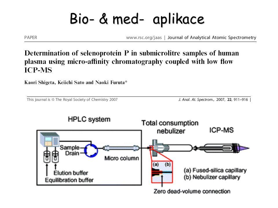 Bio- & med- aplikace