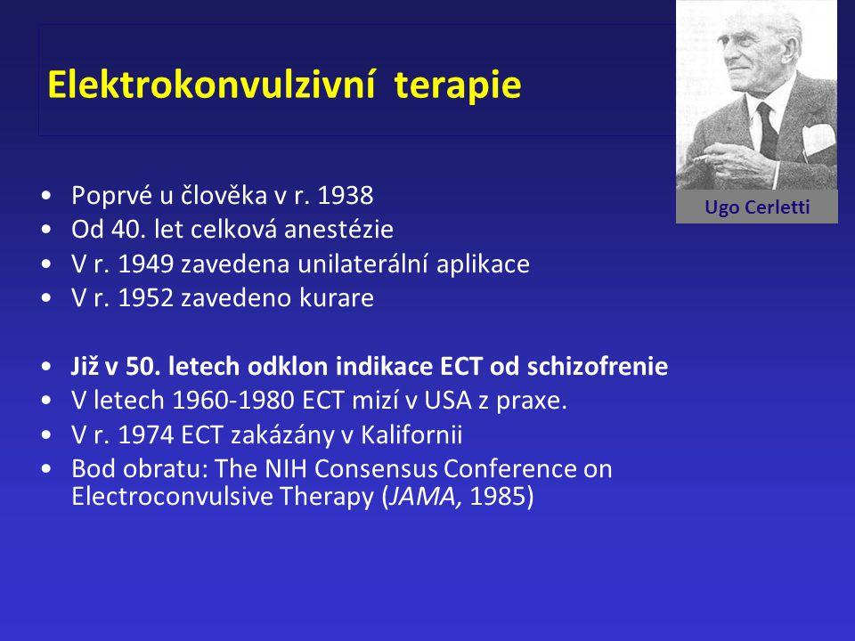 Elektrokonvulzivní terapie