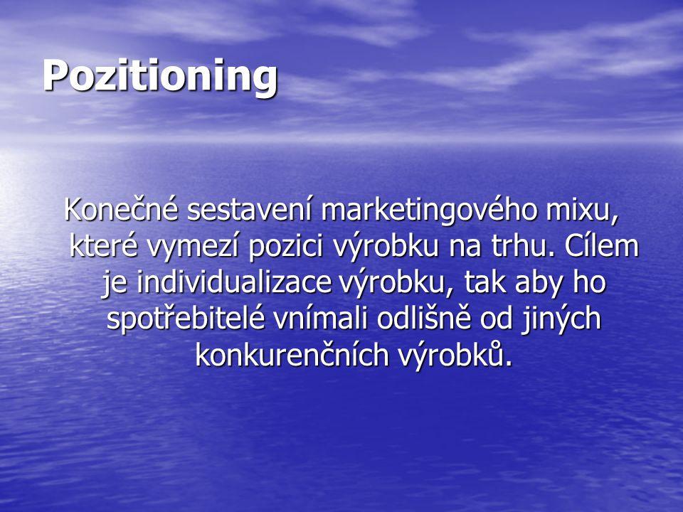 Pozitioning