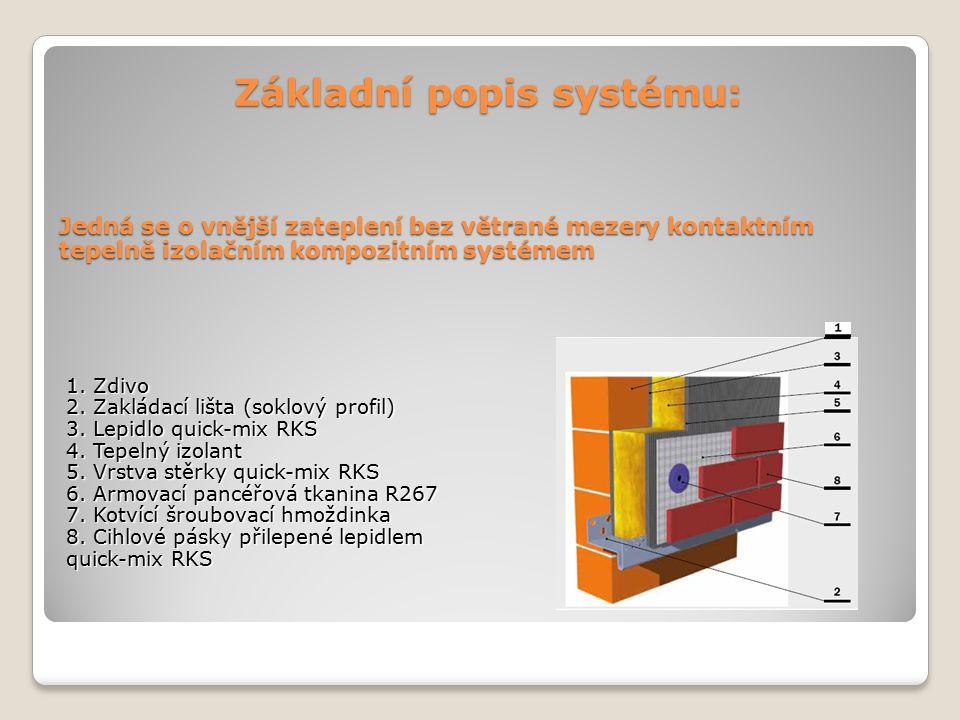Základní popis systému: