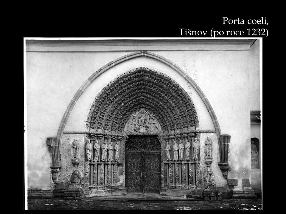 Porta coeli, Tišnov (po roce 1232)