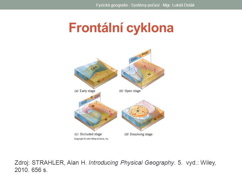 Fyzická geografie - Systémy počasí - Mgr. Lukáš Dolák