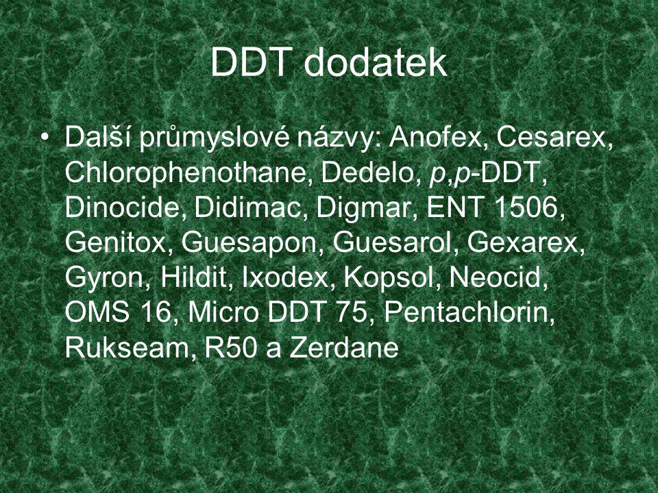 DDT dodatek