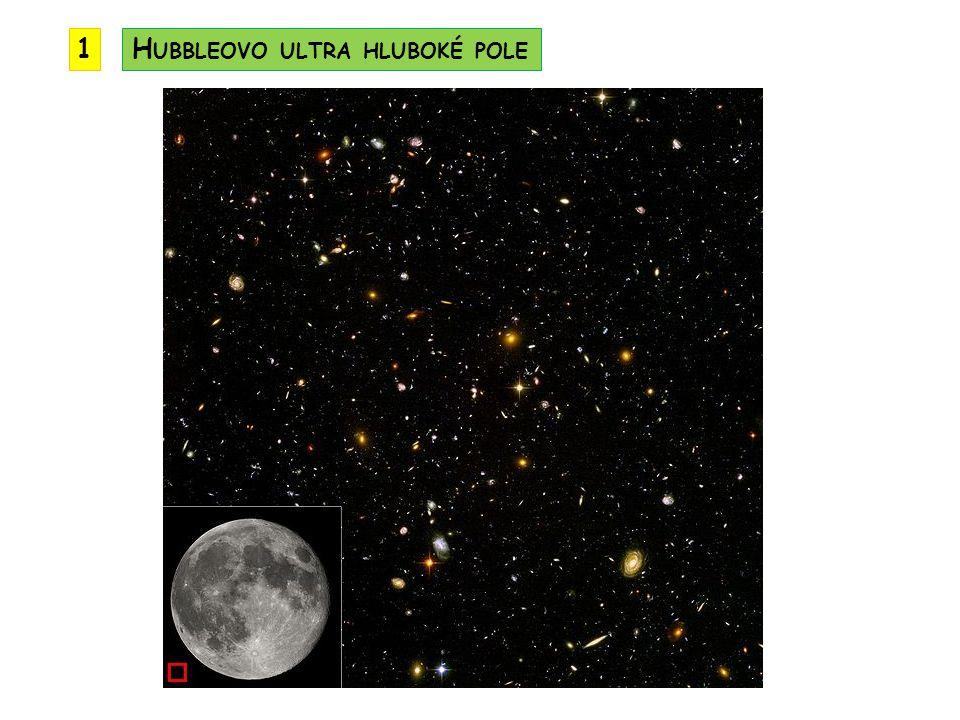 1 Hubbleovo ultra hluboké pole