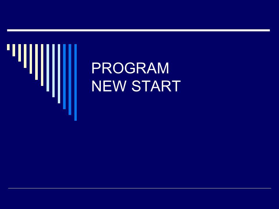 PROGRAM NEW START