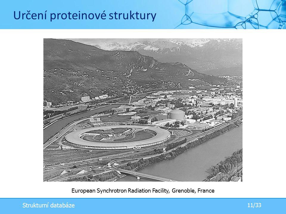 European Synchrotron Radiation Facility, Grenoble, France