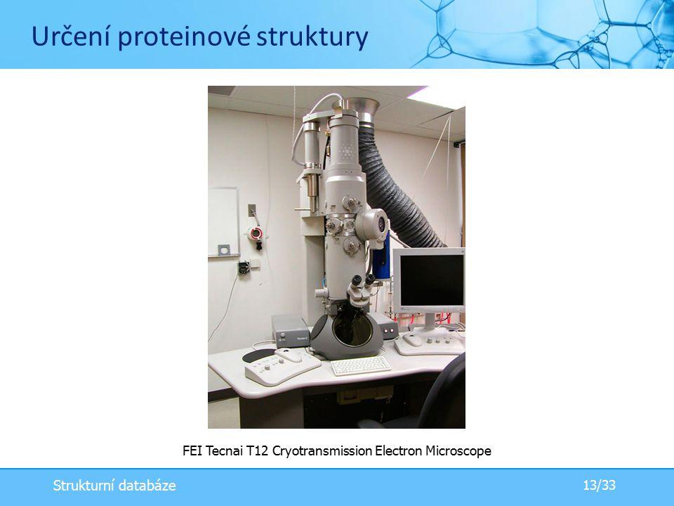 FEI Tecnai T12 Cryotransmission Electron Microscope