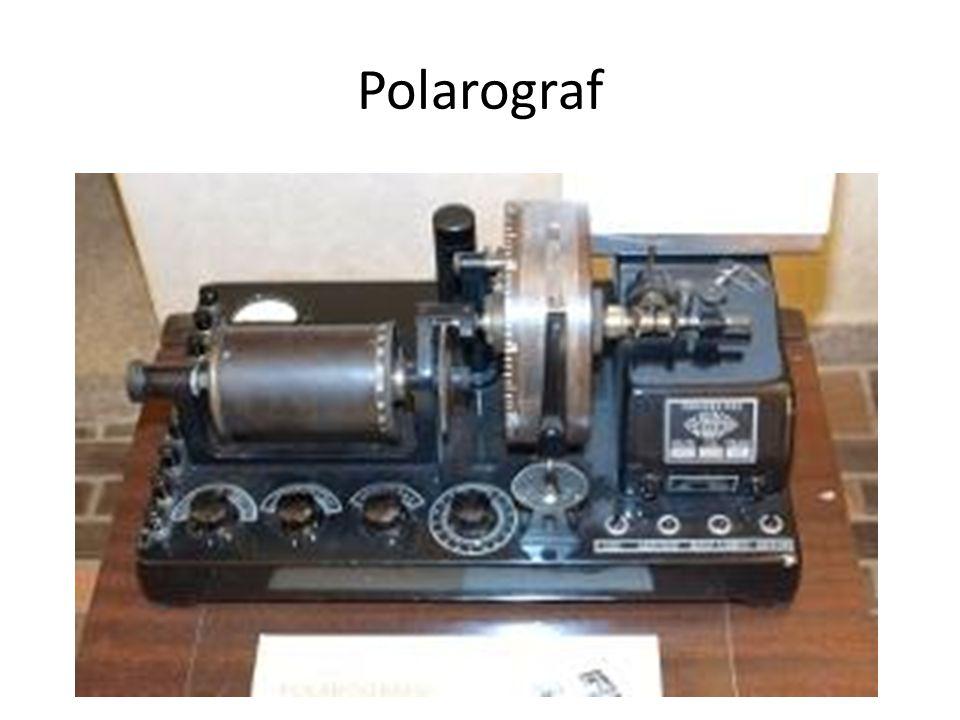 Polarograf