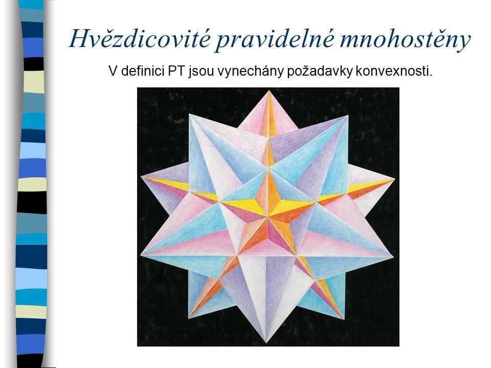 Hvězdicovité pravidelné mnohostěny