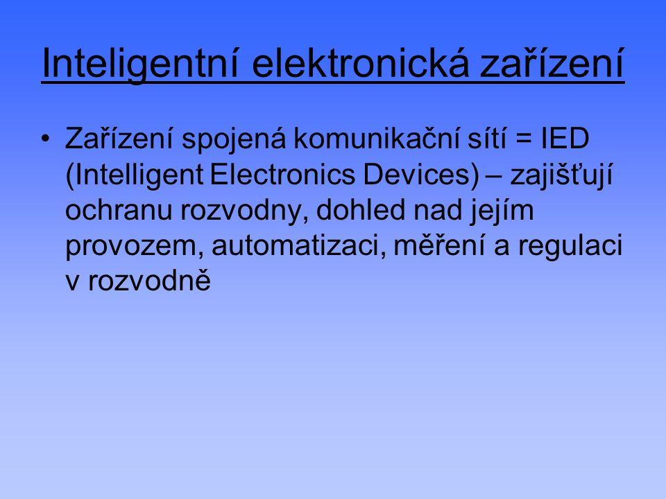 Inteligentní elektronická zařízení