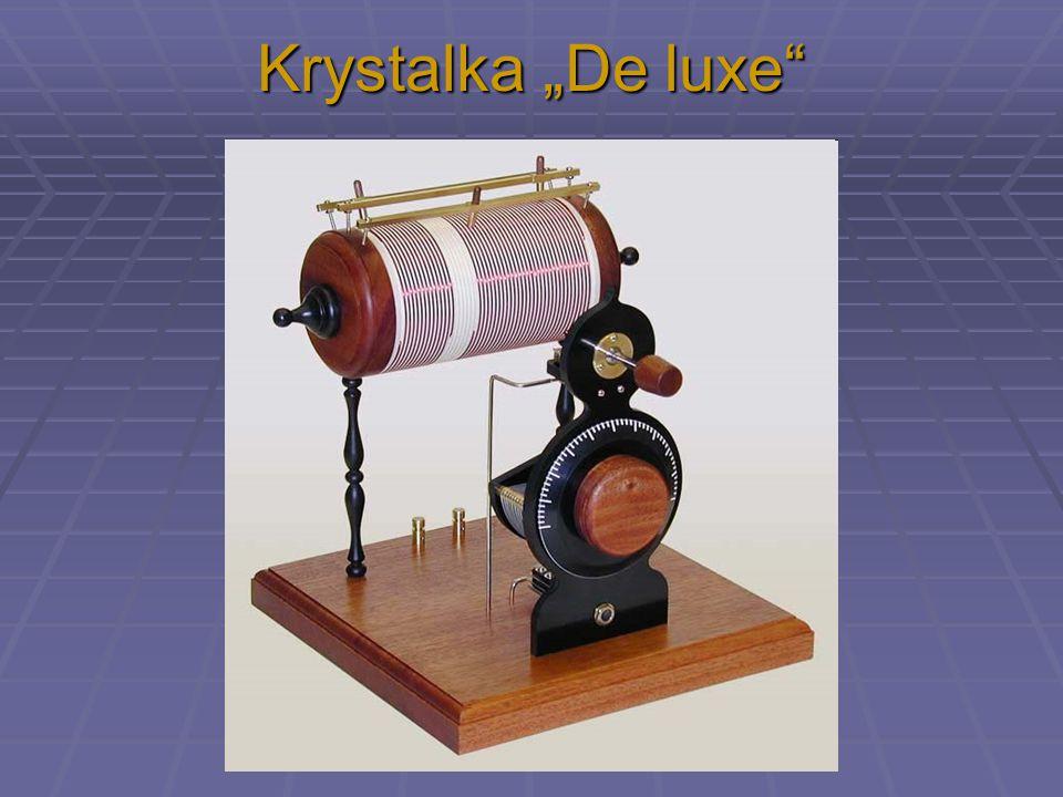 "Krystalka ""De luxe"