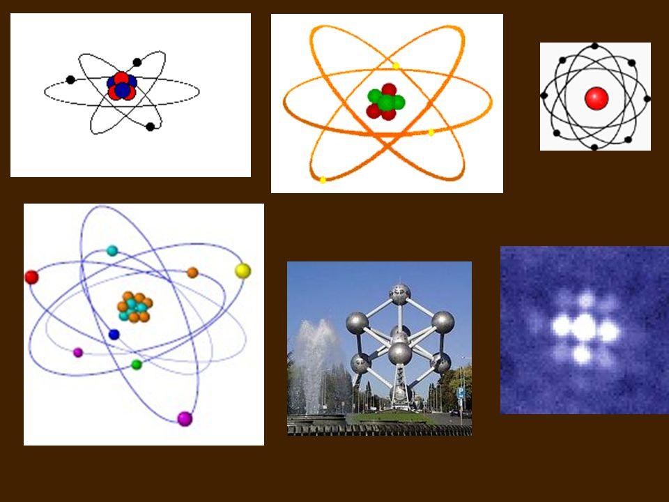 Atomy nejsou dále dělitelné chemickými postupy (využití chemických reakcí).