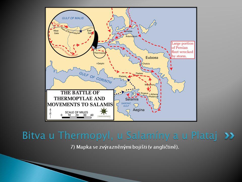 Bitva u Thermopyl, u Salamíny a u Plataj