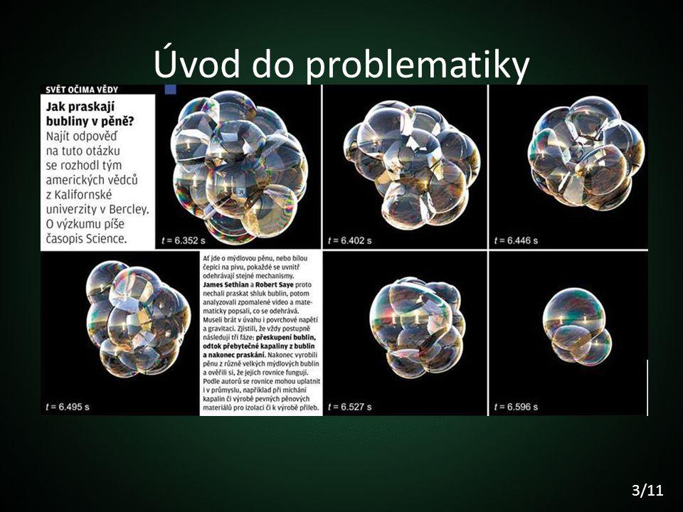 Úvod do problematiky Bubliny Jaký laser 3/11