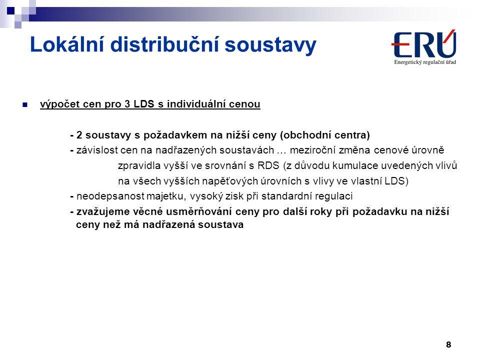 Lokální distribuční soustavy