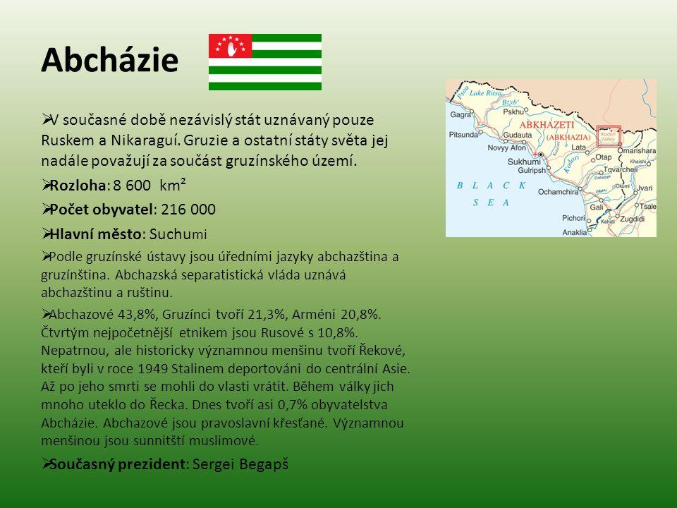 Abcházie