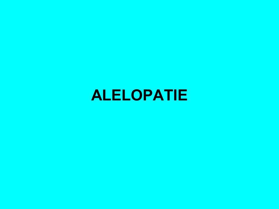 ALELOPATIE