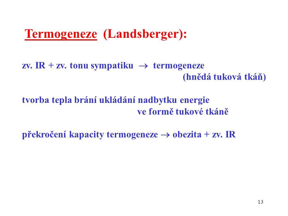 Termogeneze (Landsberger):