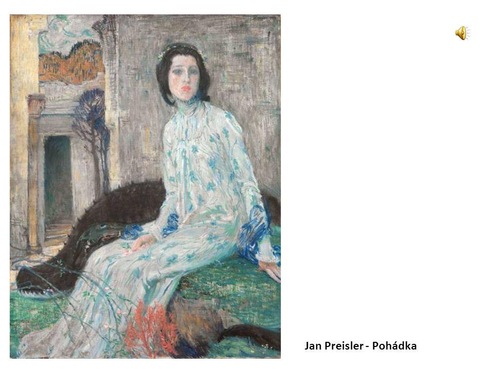 Jan Preisler - Pohádka
