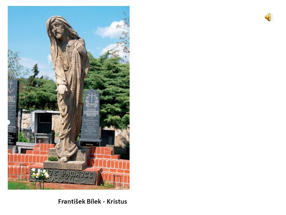 František Bílek - Kristus