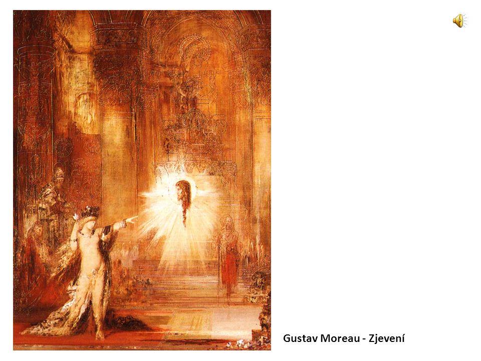 Gustav Moreau - Zjevení