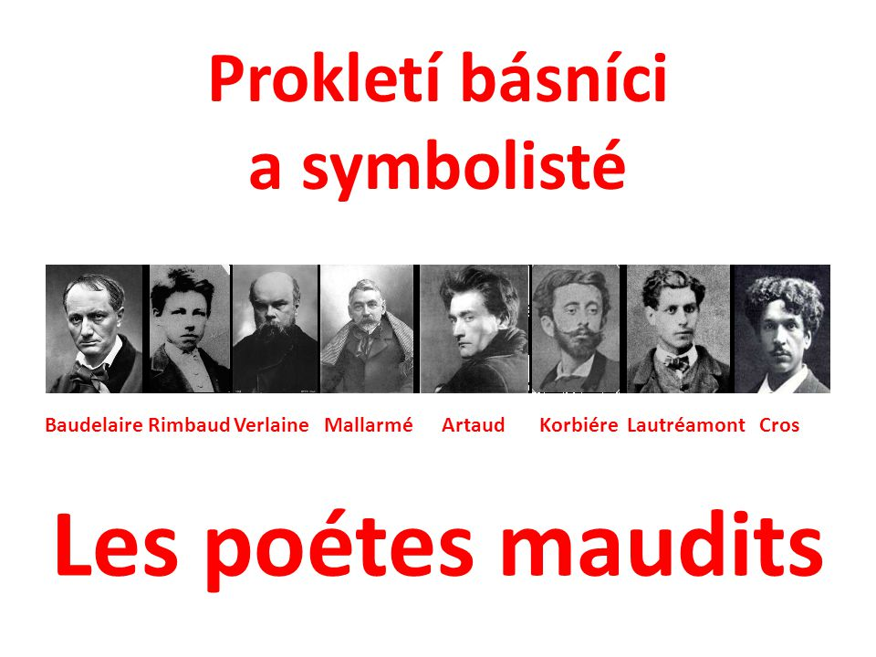 Prokletí básníci a symbolisté