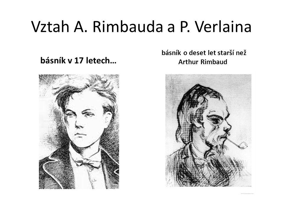 Vztah A. Rimbauda a P. Verlaina
