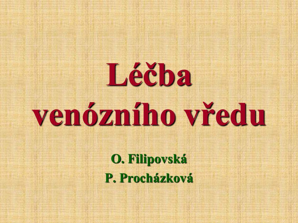 O. Filipovská P. Procházková