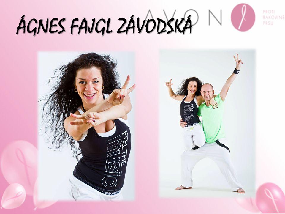 ÁGNES FAJGL ZÁVODSKÁ