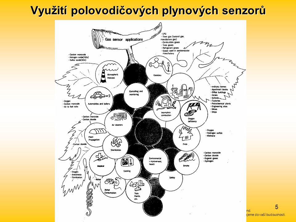 Využití polovodičových plynových senzorů
