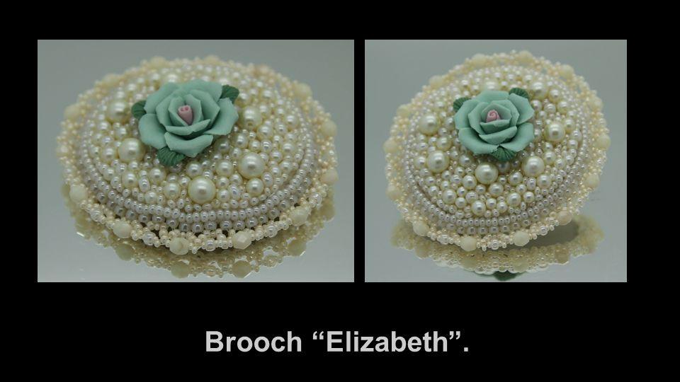 Brooch Elizabeth .