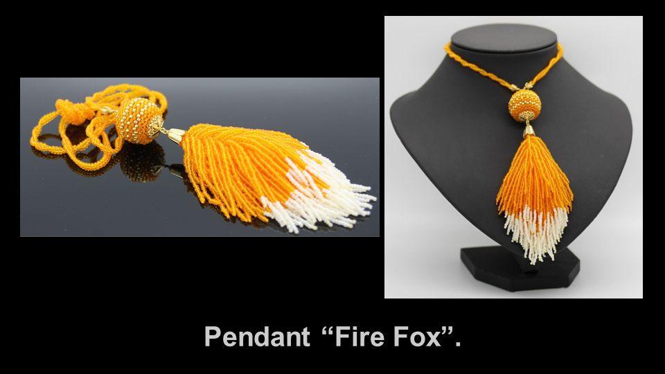 Pendant Fire Fox .