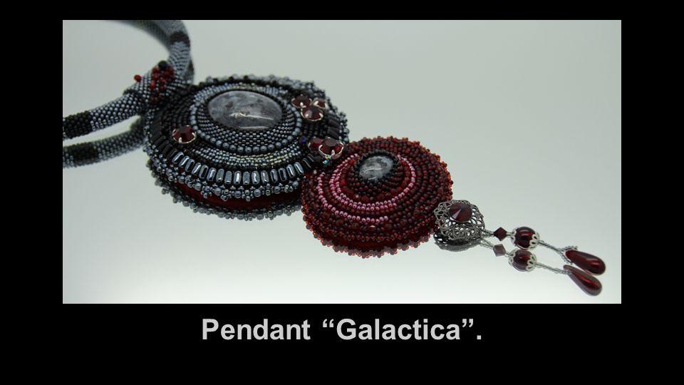 Pendant Galactica .